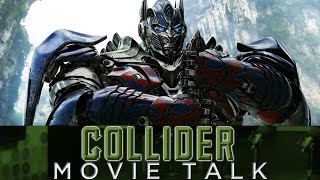 Collider Movie Talk – Transformers 5 and Animated Movie Announced