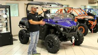 2016 Yamaha Wolverine Loaded with Accessories
