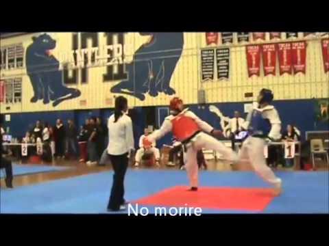 #2 Taekwondo TDG time of dying amv sub. esp.