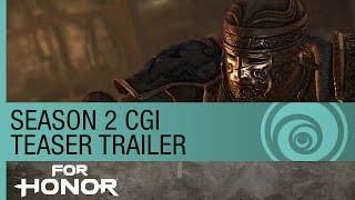 For Honor readies Season Two