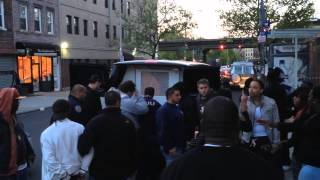 Arrest Video in Crown Heights, Brooklyn (May 14, 2013)