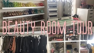 Beauty Room Tour.