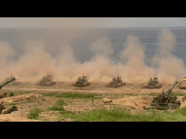 漢光演習明登場 聯兵營將首度上陣