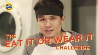 Tide | Pod Challenge: Matt Stonie & JC Caylen Eat It or Wear It