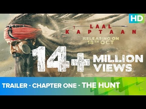 Laal Kaptaan | Chapter One - The Hunt | Trailer