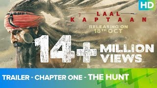 Trailer of Laal Kaptaan starring Saif Ali Khan..