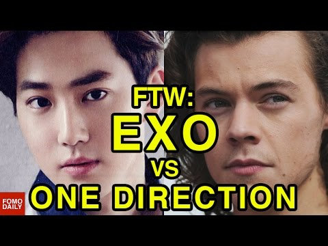 EXO vs One Direction • For The Win