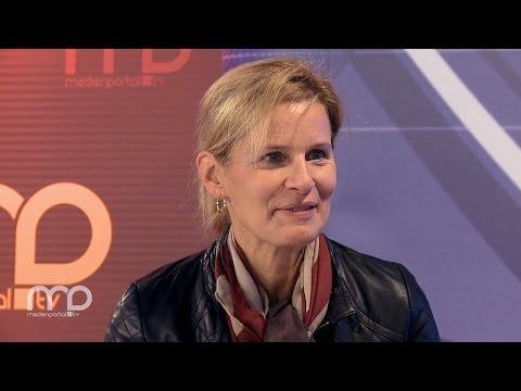 BUSINESS TODAY: Katrin Müller-Hohenstein über Sport und Medien