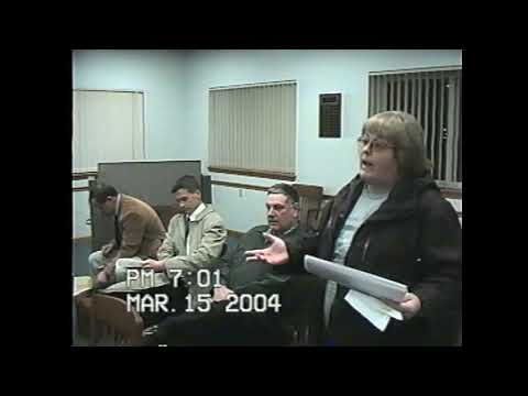 Rouses Point Village Board Meeting  3-15-04