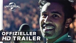 Yesterday - Trailer deutsch/germ HD