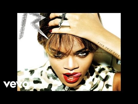 Rihanna - Where Have You Been (Audio)