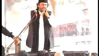 Allama Nasir Abbas Shaheed biyan khilafat k Faesilay yadgar majlis