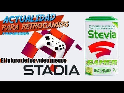 Stadia - Google Keynote - Impresiones de retrogamers