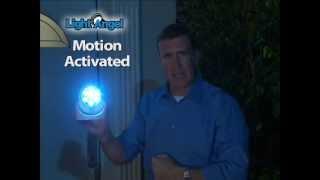 Mozgásérzékelős 7LED-es fali lámpa   kreatív vicces praktikus ... fc7fbe8132