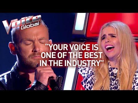 Former POPSTAR wins The Voice   Winner's Journey #18