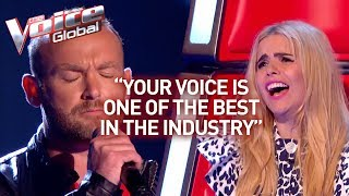 Male version of SIA's HIT wows The Voice coaches | Winner's Journey #18