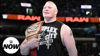 Backstage Update On James Ellsworth's WWE Status, WWE Universal Title RAW Teaser, More For RAW