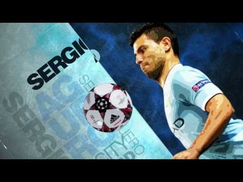 Barclays Premier League - Sergio Aguero - Player in focus