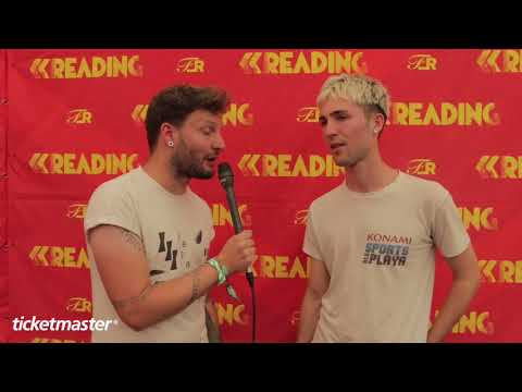 Reading Festival Shorts: Will Joseph Cook