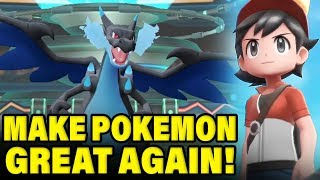Why EVERYONE Should Be Playing Pokemon Let's Go Competitively!