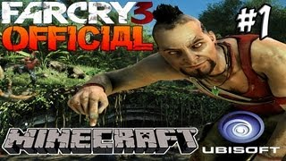 Minecraft: Official Far Cry 3 Map, Ep.1 | Dumb and Dumber