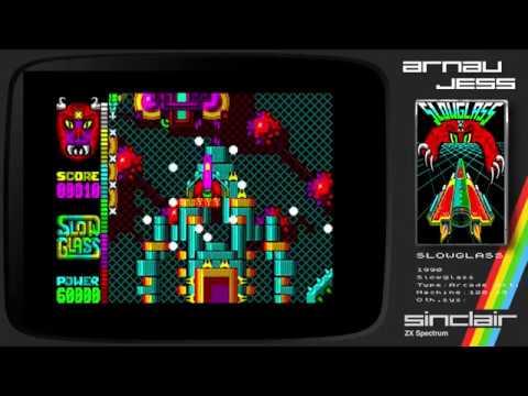 SLOWGLASS Zx Spectrum by Slowglass