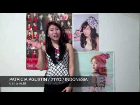 SM TOWN GLOBAL AUDITION 2014 INDONESIA - Patricia Agustin ( U & I by AILEE )
