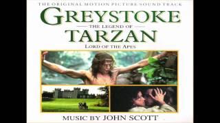 Greystoke: Legend of Tarzan, Lord of the Apes - Original Score - John Scott