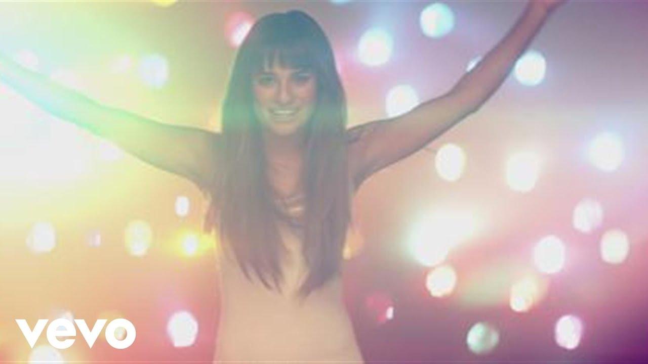 Lea Michele – Cannonball