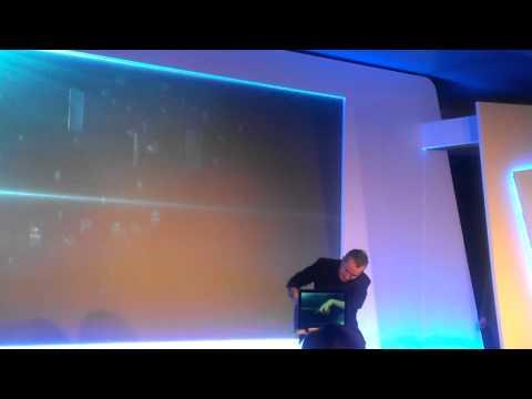 Тест камеры HTC Butterfly - пример видео 1080p