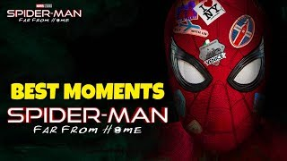5 BEST MOMENTS SPIDER-MAN: FAR FROM HOME