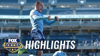 90 in 90: NYCFC vs. LAFC | 2019 MLS Highlights