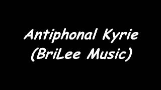 Antiphonal Kyrie