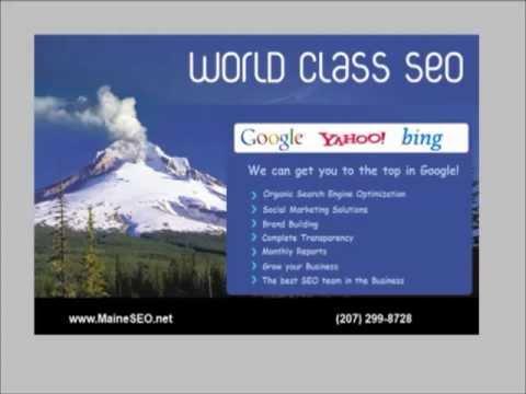 Maine SEO Services Expert | Social Media Digital Marketing