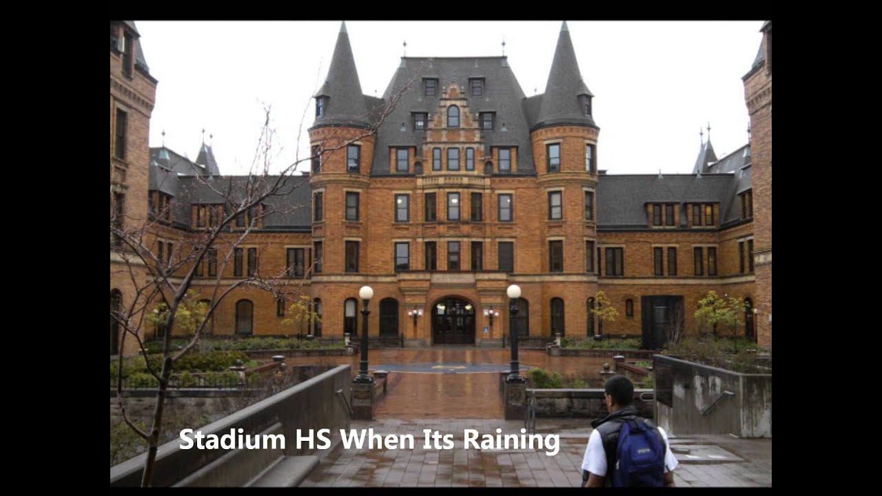 Stadium High School History - YouTube