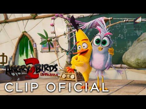 ANGRY BIRDS 2: LA PELÍCULA. Una aventura muy animal. En cines 23 de agosto.
