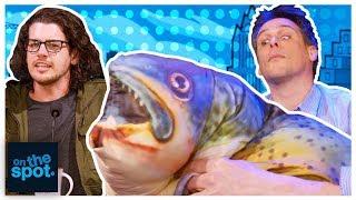 On The Spot: Ep. 119 - Joel's Fishy New Girlfriend   Rooster Teeth