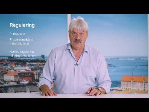 Johnnys HVAC Corner - Regulering