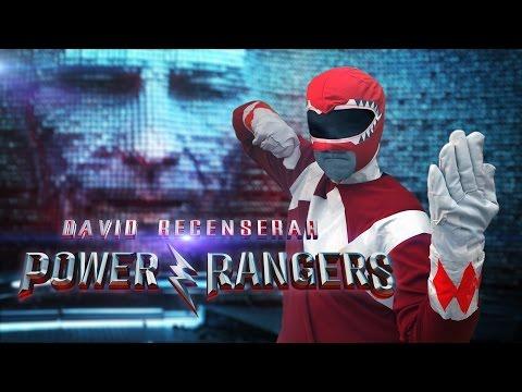 David om Actionspäckade Power Rangers