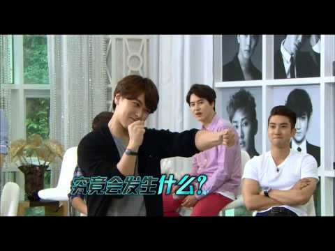 140808 Ultimate Group Super Junior - Sungmin Magic show