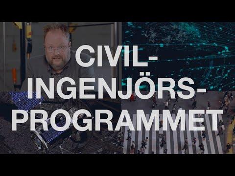 Plugga geodata på Civilingenjörsprogrammet i Lantmäteriteknik | Högskolan i Gävle