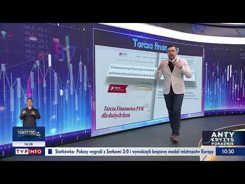 """""""Antykryzys Poradnik"""". Tarcza finansowa PFR dla dużych firm"""