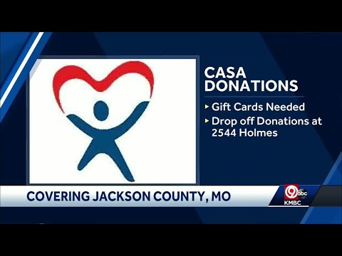 CASA needs holiday donations for Jackson County's abused, neglected children