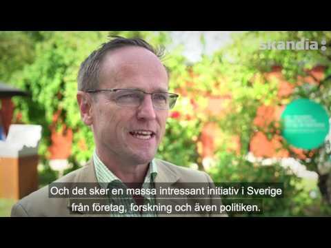Ola Alterå, regeringens utredare kring cirkulär ekonomi