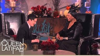 Robin Lord Taylor On Being Cast In Gotham  | The Queen Latifah Show