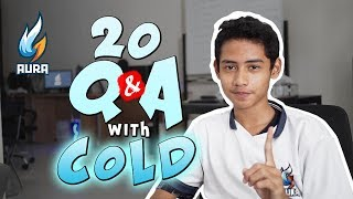 20 Questions with COLD | AURA ESPORTS