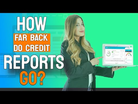 How Far Back Do Credit Reports Go? Ask the Credit Pros at (877) 289-1270