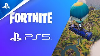 Fortnite - Unreal Engine 4 Gameplay | PS5