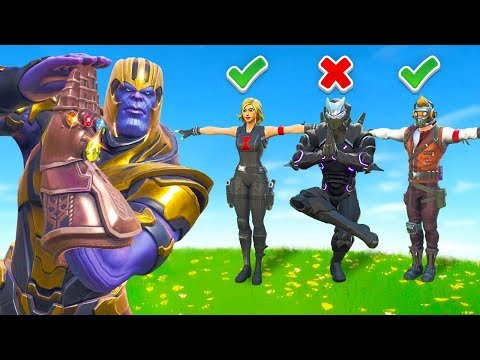 Listen to Thanos... Or Else (Thanos Says)