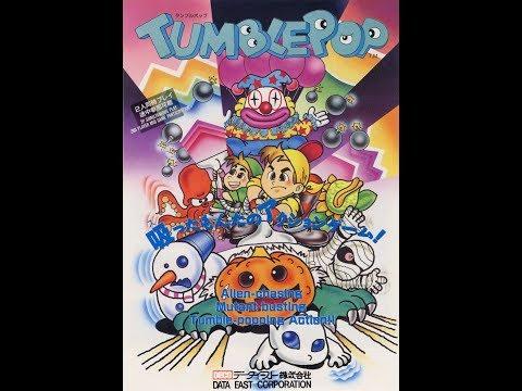 Tumblepop Arcade Sound Track